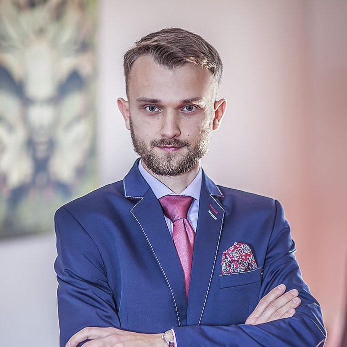 Karol Chilimoniuk - Prawnik