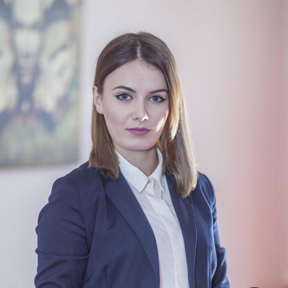 Daria Dawid - Prawnik