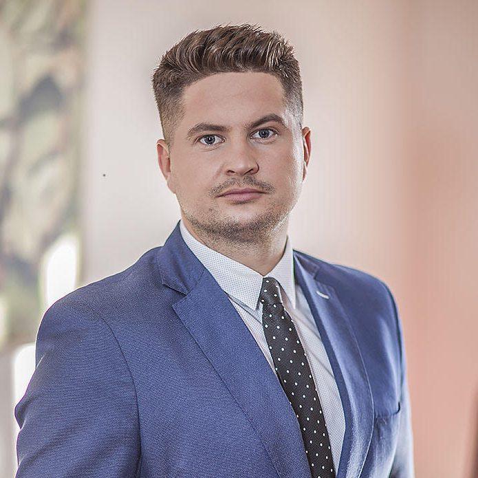 Mateusz Szałański - Prezes