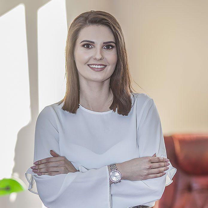 Martyna Leśniewska - Prawnik